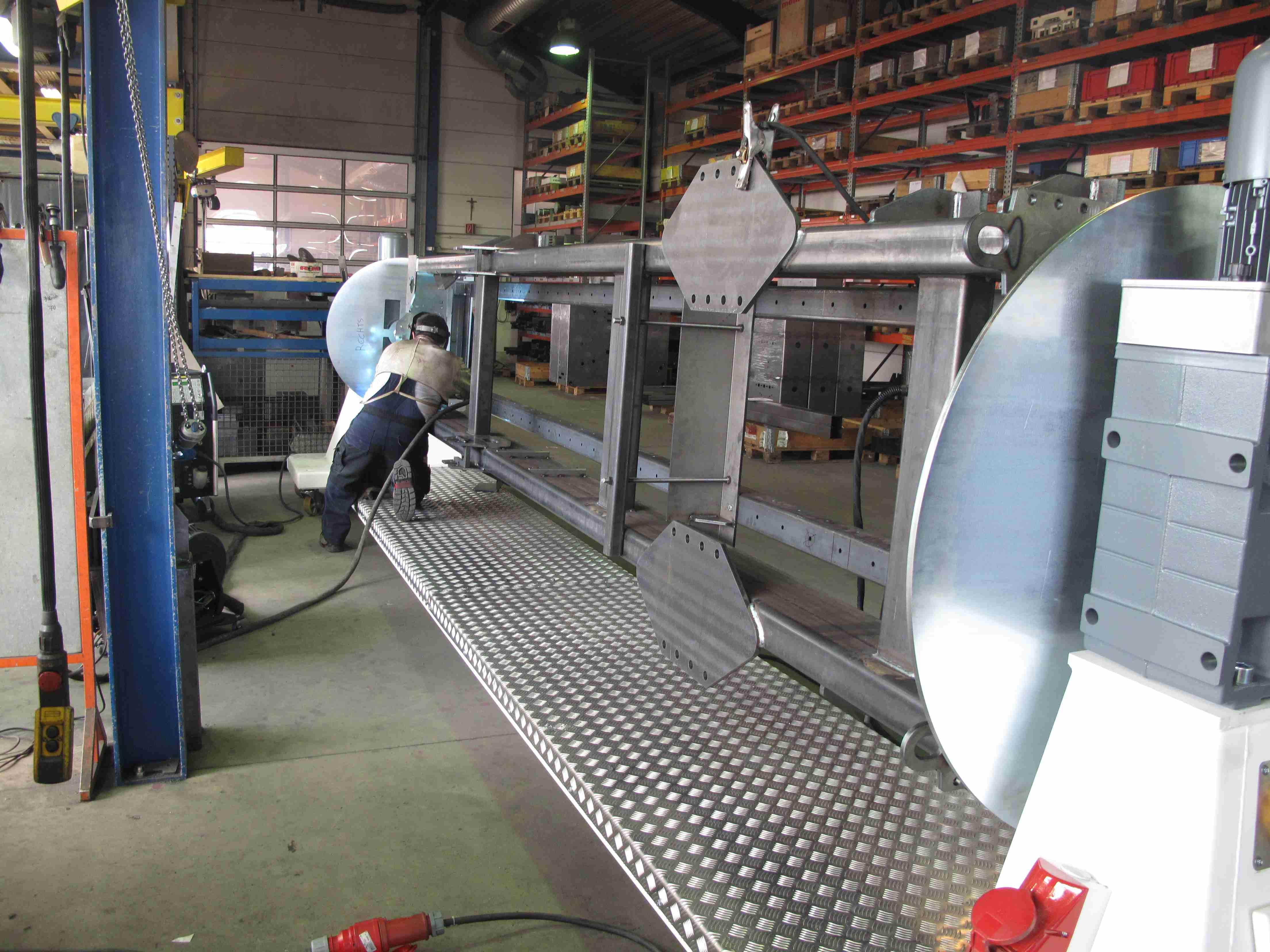 HIEBER Ideen aus Stahl Abkantteile