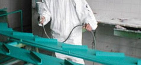 Pulverbeschichten Nasslackieren Beschichten Strahlen Glasperlstrahlen