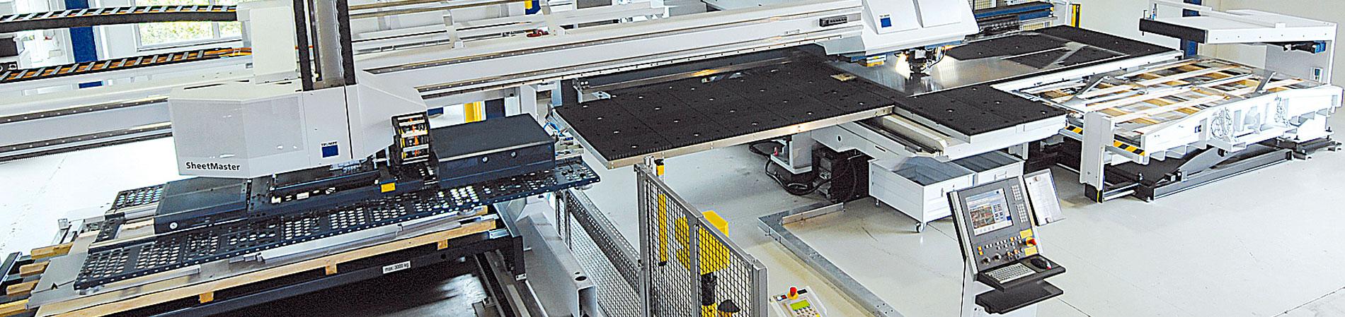 Stanz-Laserzentrum
