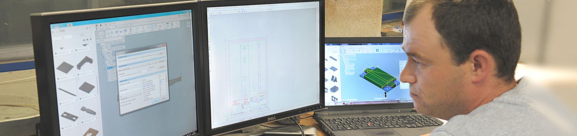 CAD/CAM Programmierung