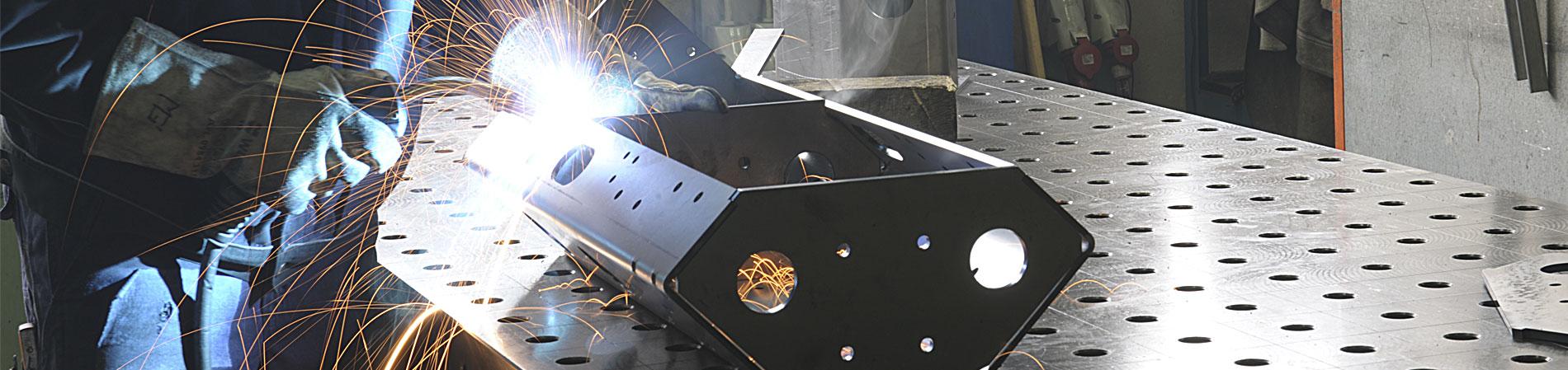 Kompetenz in der Metall- und Blechbearbeitung
